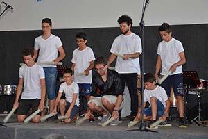 Gruppo Percussioni RITMIX