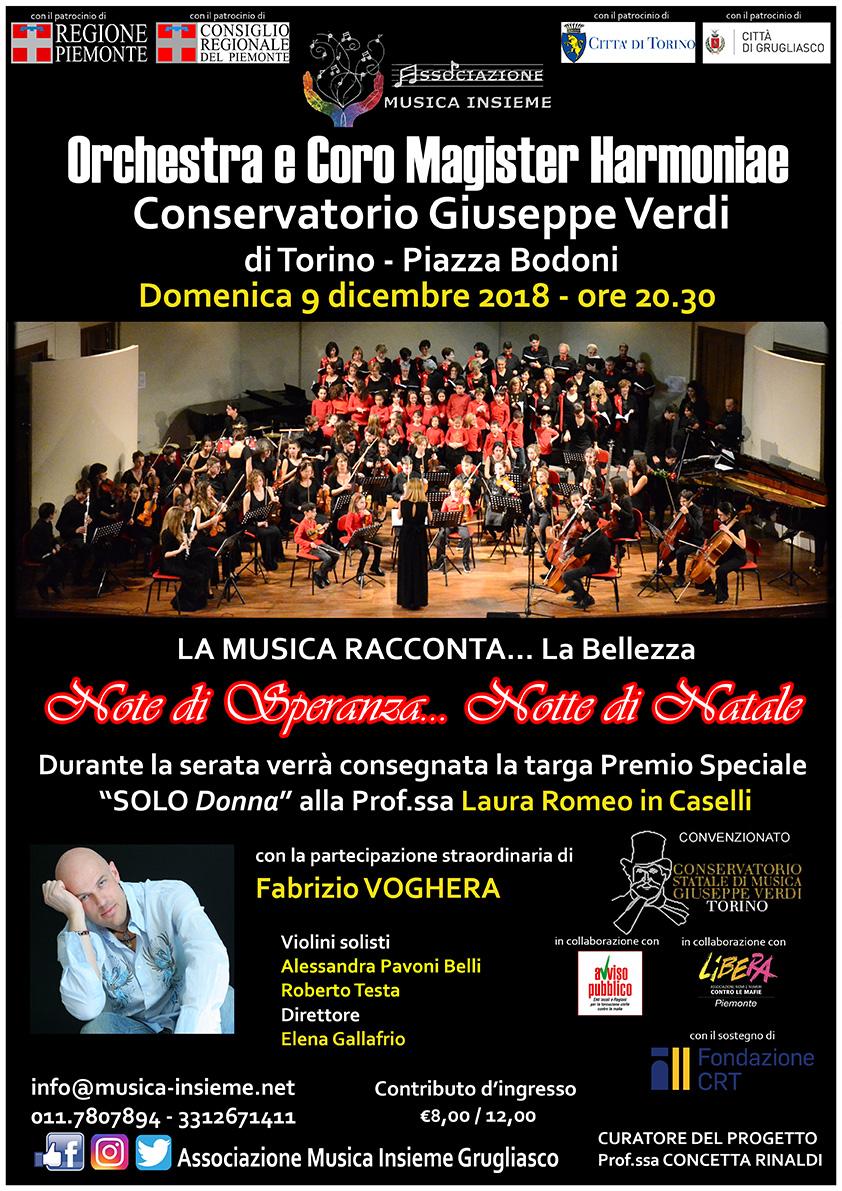 Evento Conservatorio