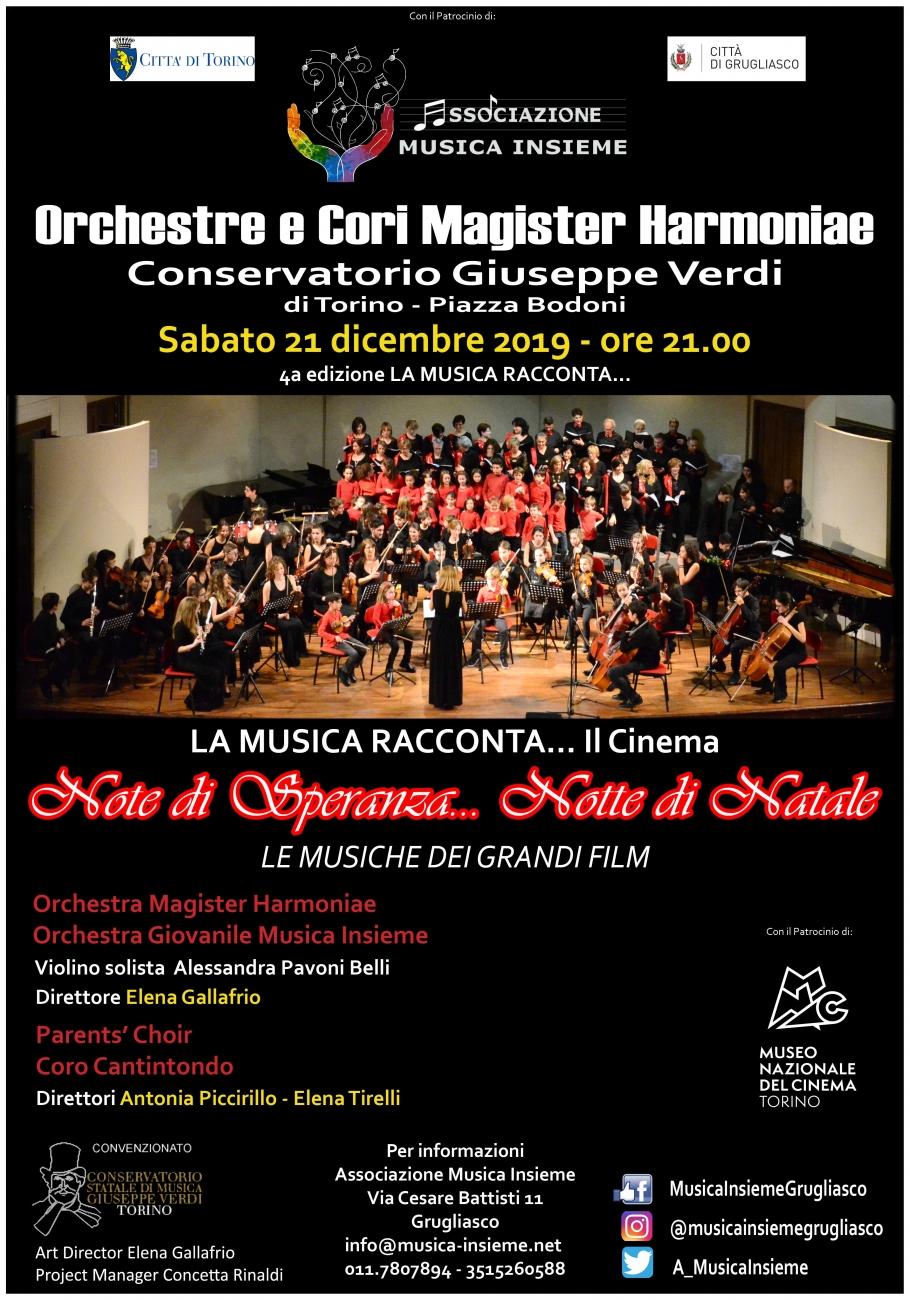 Locandina Conservatorio